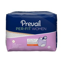 PER-FIT by Prevail for Women Protective Underwear XL 58-68