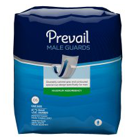 Prevail Bladder Control Pads Male Guards